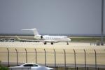 きったんさんが、中部国際空港で撮影したガルフストリーム・エアロスペース G650 (G-VI)の航空フォト(写真)