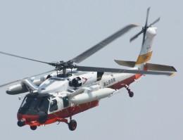 ゼロワンシックスウィスキーさんが、鹿屋航空基地で撮影した海上自衛隊 UH-60Jの航空フォト(写真)