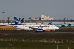 MOHICANさんが、成田国際空港で撮影したヤクティア・エア 100-95LRの航空フォト(写真)