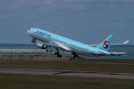 新潟空港 - Niigata Airport [KIJ/RJSN]で撮影された大韓航空 - Korean Air [KE/KAL]の航空機写真