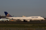 MOHICANさんが、成田国際空港で撮影したユナイテッド航空 747-422の航空フォト(写真)