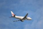 JA784Aさんが、伊丹空港で撮影したジェイ・エア ERJ-170-100 (ERJ-170STD)の航空フォト(写真)