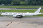 Tomo-Papaさんが、シンガポール・チャンギ国際空港で撮影したシンガポール航空 777-312/ERの航空フォト(写真)