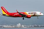 pinamaさんが、関西国際空港で撮影したベトジェットエア A320-214の航空フォト(写真)