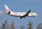 mojioさんが、成田国際空港で撮影したJALエクスプレス 737-846の航空フォト(写真)