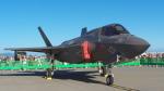 オキシドールさんが、岩国空港で撮影したアメリカ海兵隊 F-35B Lightning IIの航空フォト(写真)