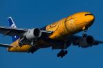 Mamoruuuuさんが、羽田空港で撮影した全日空 777-281/ERの航空フォト(写真)