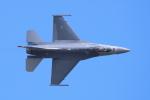 hideohさんが、岩国空港で撮影したアメリカ空軍 F-16CM-50-CF Fighting Falconの航空フォト(写真)