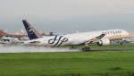 Keitaro Narushimaさんが、スカルノハッタ国際空港で撮影したガルーダ・インドネシア航空 777-3U3/ERの航空フォト(写真)