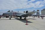 雲霧さんが、岩国空港で撮影したアメリカ空軍 A-10C Thunderbolt IIの航空フォト(写真)
