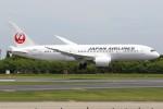 JA882Aさんが、成田国際空港で撮影した日本航空 787-8 Dreamlinerの航空フォト(写真)