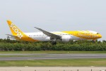 JA882Aさんが、成田国際空港で撮影したスクート 787-9の航空フォト(写真)