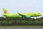 JA882Aさんが、成田国際空港で撮影したS7航空 A320-214の航空フォト(写真)