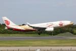 JA882Aさんが、成田国際空港で撮影した中国国際航空 A330-243の航空フォト(写真)