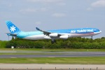 JA882Aさんが、成田国際空港で撮影したエア・タヒチ・ヌイ A340-313Xの航空フォト(写真)