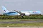 JA882Aさんが、成田国際空港で撮影したTUIフライ・ネーデルランド 787-8 Dreamlinerの航空フォト(写真)