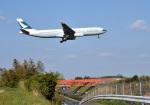 mojioさんが、成田国際空港で撮影したキャセイパシフィック航空 A330-343Xの航空フォト(写真)
