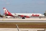 JRF spotterさんが、マイアミ国際空港で撮影したアビオール・エアラインズ A340-313Xの航空フォト(写真)