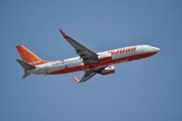 sonnyさんが、成田国際空港で撮影したチェジュ航空 737-8ASの航空フォト(写真)