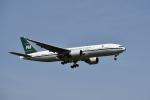 sonnyさんが、成田国際空港で撮影したパキスタン国際航空 777-2Q8/ERの航空フォト(写真)