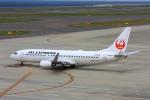 きったんさんが、中部国際空港で撮影したJALエクスプレス 737-846の航空フォト(写真)