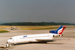 菊池 正人さんが、チューリッヒ空港で撮影したJAT ユーゴスラビア航空 727-2H9/Advの航空フォト(写真)