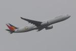 じゃがさんが、成田国際空港で撮影したフィリピン航空 A330-343Xの航空フォト(写真)