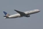 じゃがさんが、成田国際空港で撮影したユナイテッド航空 777-222/ERの航空フォト(写真)
