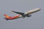 じゃがさんが、成田国際空港で撮影した香港航空 A330-343Xの航空フォト(写真)