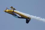 ゼロワンシックスウィスキーさんが、鹿屋航空基地で撮影したWPコンペティション・アエロバティック・チーム EA-300Lの航空フォト(写真)