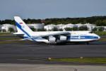 turenoアカクロさんが、成田国際空港で撮影したヴォルガ・ドニエプル航空 An-124-100 Ruslanの航空フォト(写真)
