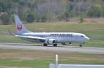 amagoさんが、青森空港で撮影した日本航空 737-846の航空フォト(写真)