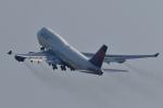 Dream2016さんが、中部国際空港で撮影したデルタ航空 747-451の航空フォト(写真)