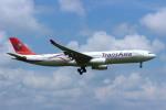 resocha747さんが、成田国際空港で撮影したトランスアジア航空 A330-343Xの航空フォト(写真)