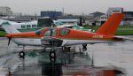 航空見聞録さんが、八尾空港で撮影した日本個人所有 TB-9 Tampicoの航空フォト(写真)
