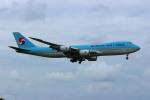 resocha747さんが、成田国際空港で撮影した大韓航空 747-8B5F/SCDの航空フォト(写真)