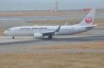 amagoさんが、関西国際空港で撮影した日本航空 737-846の航空フォト(写真)