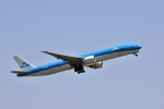 sonnyさんが、成田国際空港で撮影したKLMオランダ航空 777-306/ERの航空フォト(写真)