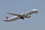sonnyさんが、成田国際空港で撮影した日本航空 787-9の航空フォト(写真)