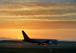 Cygnus00さんが、新千歳空港で撮影したアシアナ航空 767-38Eの航空フォト(写真)