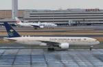 ★グリオさんが、羽田空港で撮影したサウジアラビア航空 777-268/ERの航空フォト(写真)