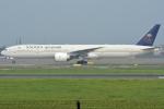 euro_r302さんが、スカルノハッタ国際空港で撮影したサウディア 777-3FG/ERの航空フォト(写真)