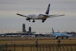 ☆ライダーさんが、成田国際空港で撮影した全日空 767-381F/ERの航空フォト(写真)