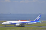 fukucyanさんが、羽田空港で撮影した全日空 777-281/ERの航空フォト(写真)