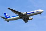 GOOSEMAN777さんが、羽田空港で撮影した全日空 767-381/ERの航空フォト(写真)