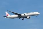 GOOSEMAN777さんが、羽田空港で撮影した日本航空 777-346/ERの航空フォト(写真)