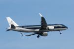 GOOSEMAN777さんが、羽田空港で撮影したスターフライヤー A320-214の航空フォト(写真)