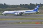 amagoさんが、成田国際空港で撮影した全日空 787-9の航空フォト(写真)