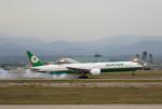 わかすぎさんが、小松空港で撮影したエバー航空 777-35E/ERの航空フォト(写真)