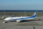 TKOさんが、羽田空港で撮影した全日空 777-281/ERの航空フォト(写真)